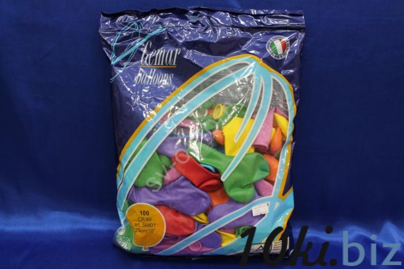 Шары в форме сердца разноцветные (в уп.50шт) арт. 101-002 Воздушные шары и композиции из них в России