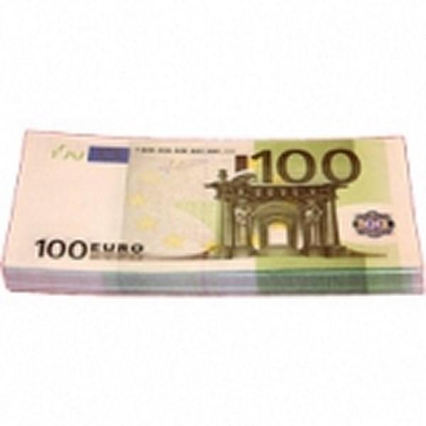 Шуточные деньги, 100 евро (1 уп.)