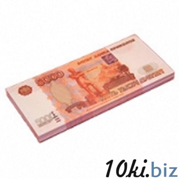 Шуточные деньги, 5000 рублей (1 уп.) Сувенирные деньги в России