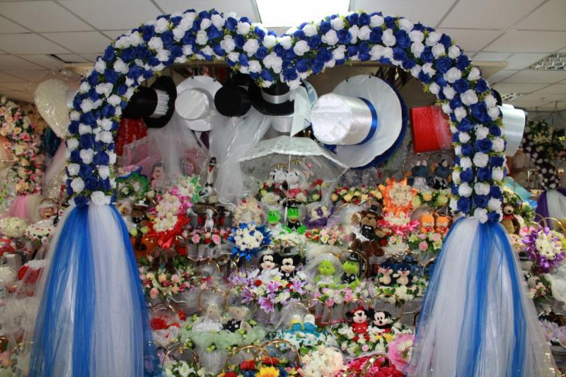 Арка свадебная, аренда 5000 руб. арт. 001-013