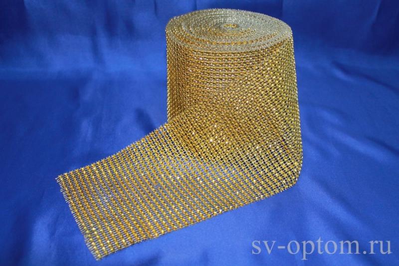 Бобина золото, (цена за 1 катушку),арт.136-038
