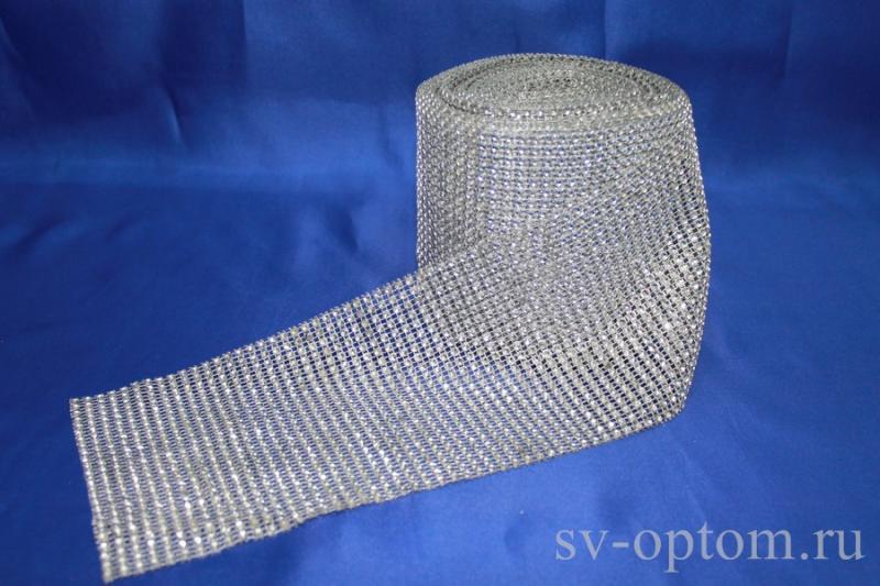 Бобина серебро , (цена за 1 катушку),арт.136-037