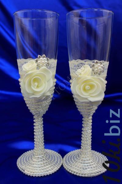 Бокалы арт. 045-233 Свадебные бокалы в России
