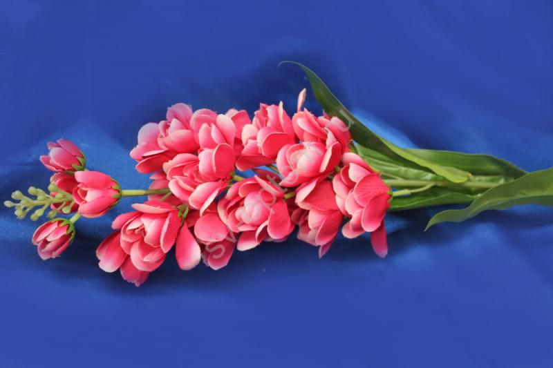 Букет веточка розовая арт.138-111