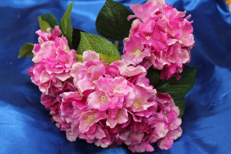 Букет гортензия розовая арт.138-100