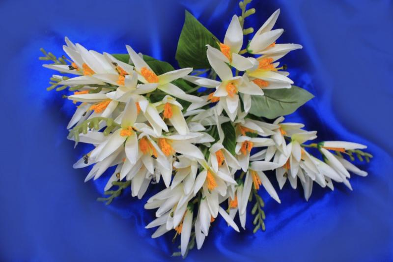Букет цветы белые арт. 138-120
