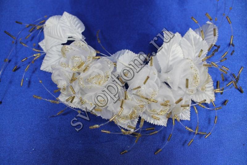 Веночек (цвет белый) арт. 032-024