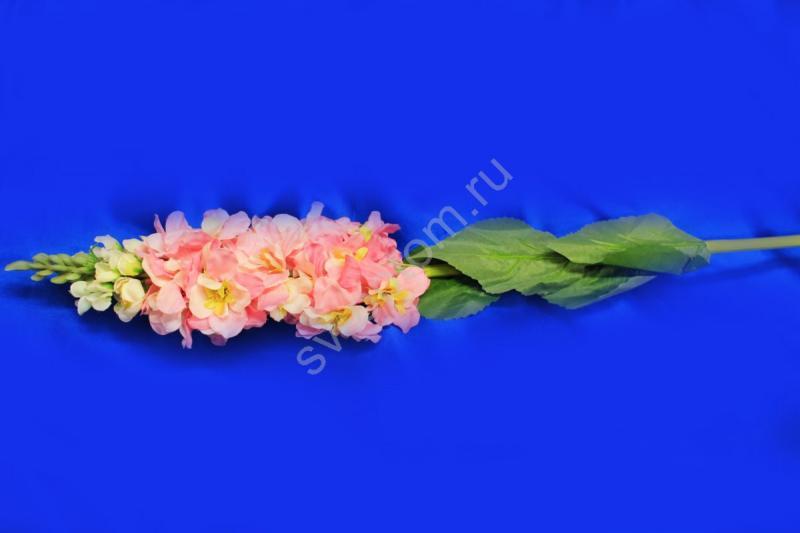 Ветка цветы розовые арт. 138-129