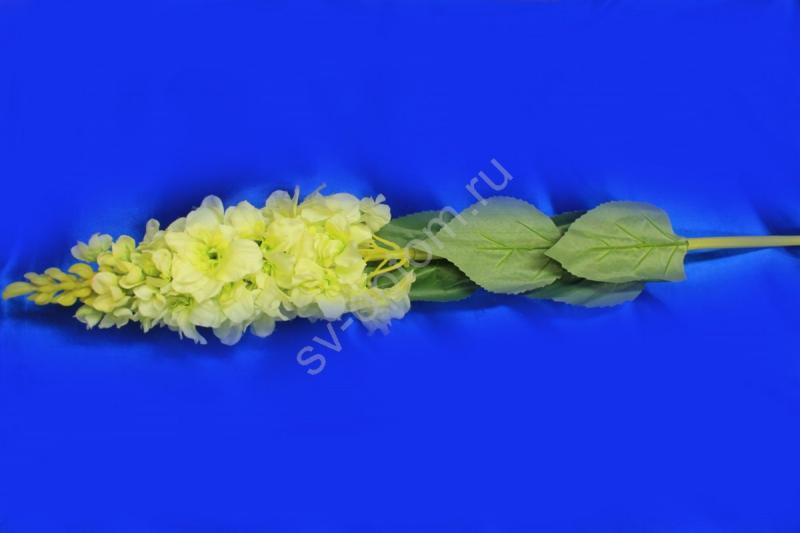 Ветка цветы салатовые арт. 138-128
