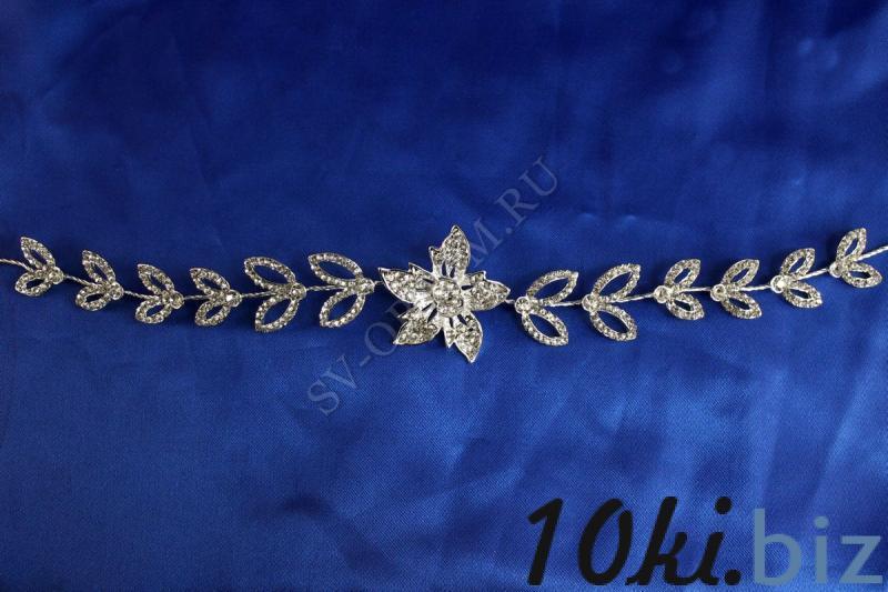 Гибкая диадема арт. 033-101 Диадемы в России