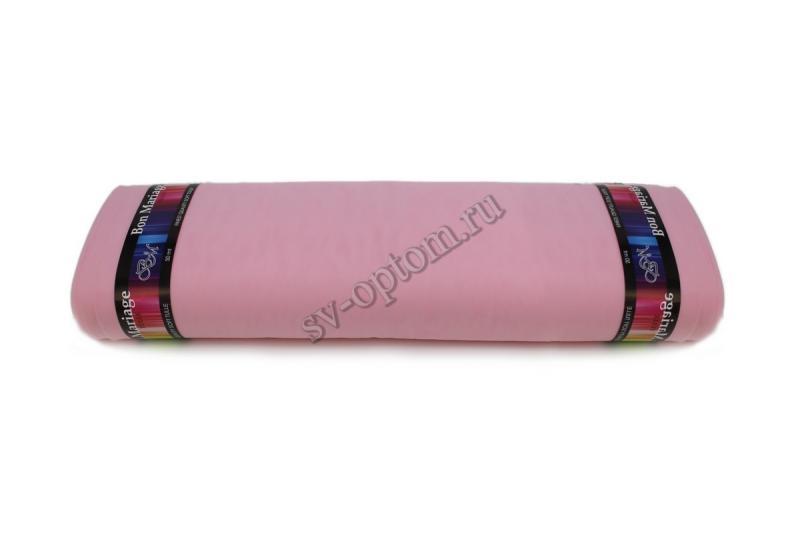 "Еврофатин в рулоне ""Bon Mariage"" Нежно розовый. Цвет:№018. Ширина 3м. Длина 50 м."