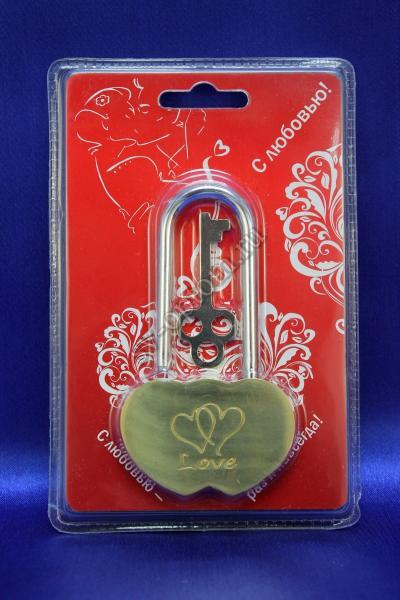 Замочек любви арт.072-010