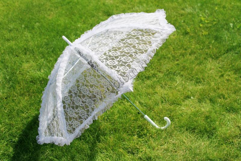 Зонтик белый арт. 031-001