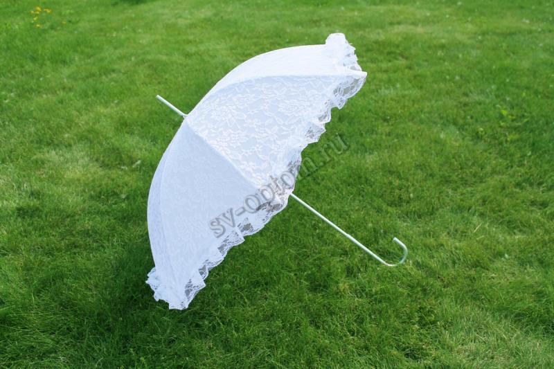 Зонтик белый арт. 031-003