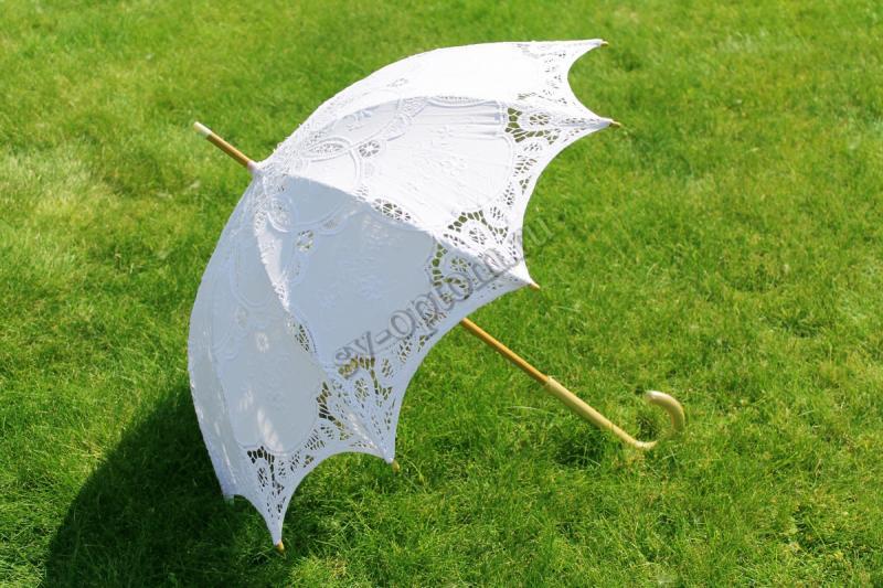 Зонтик белый арт. 031-005