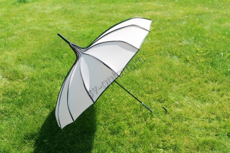 Зонтик белый арт. 031-007