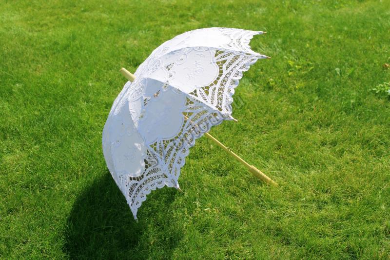 Зонтик белый арт. 031-009