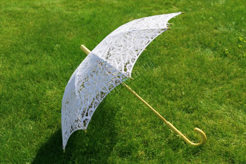 Зонтик белый арт. 031-011