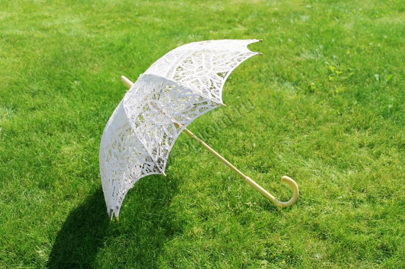 Зонтик белый арт.031-008