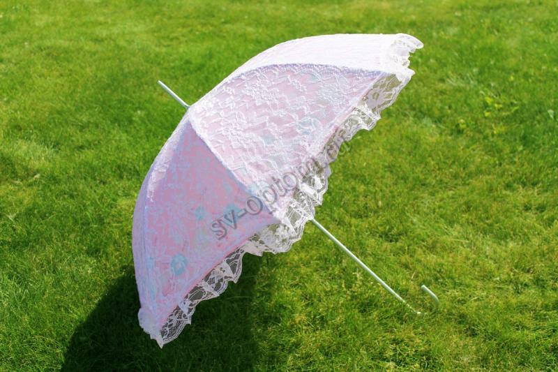 Зонтик розовый арт.031-010