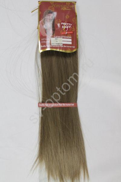 Искуственные волосы 50см 5прядей (color:14) арт.040-019