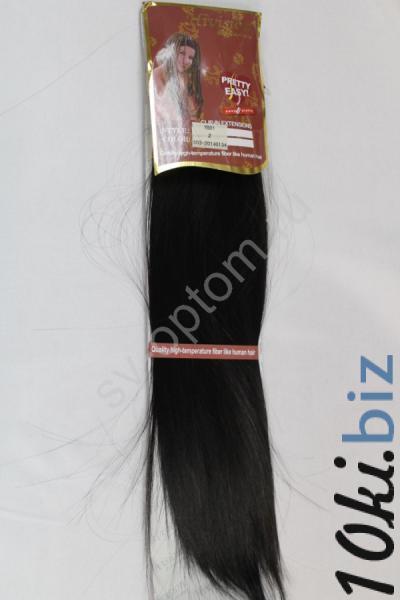 Искуственные волосы 50см 5прядей (color:2) арт. 040-023 Парики и шиньоны в Москве