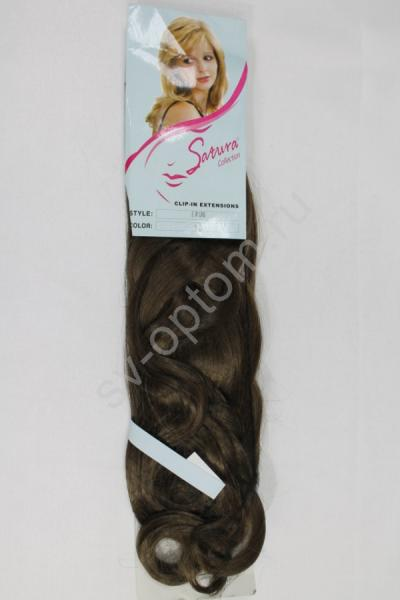 Искуственные волосы 50см 8прядей (color:10) арт. 040-051