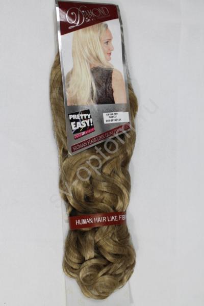 Искуственные волосы 50см 8прядей (color:24BT27) арт. 040-060