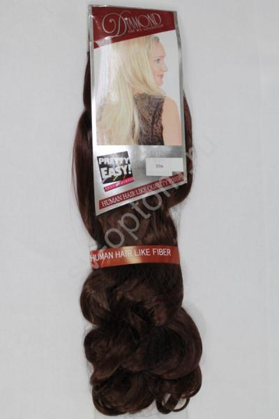 Искуственные волосы 50см 8прядей (color:33А) арт. 040-046