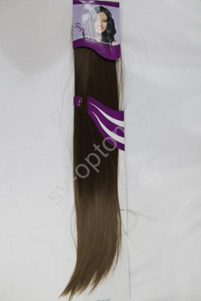Искуственные волосы 60см 8прядей (color:11) арт. 040-012