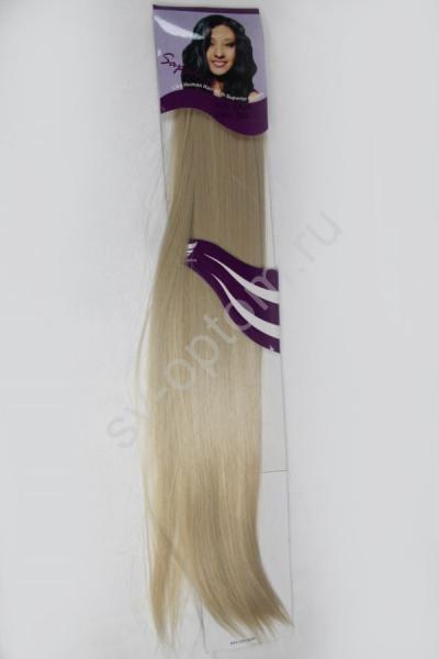 Искуственные волосы 60см 8прядей (color:122) арт. 040-002