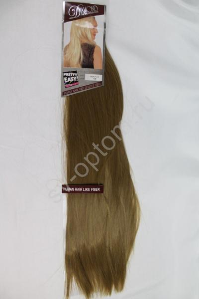 Искуственные волосы 60см 8прядей (color:15)арт. 040-006
