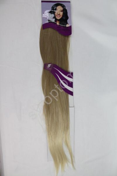 Искуственные волосы 60см 8прядей (color:15ВТ613) арт. 040-004