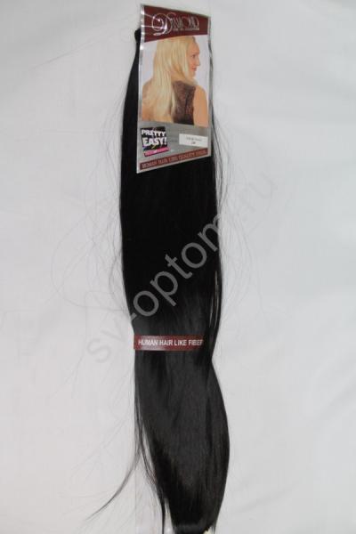 Искуственные волосы 60см 8прядей (color:2) арт.040-017