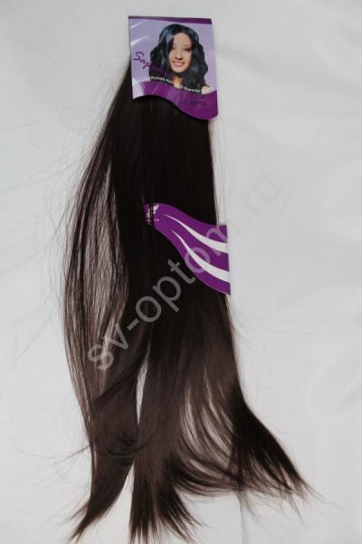 Искуственные волосы 60см 8прядей (color:2sp33) арт. 040-014