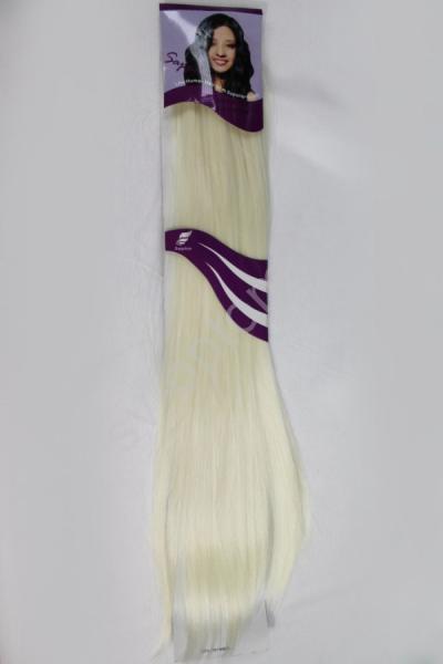 Искуственные волосы 60см 8прядей (color:613a) арт. 040-003