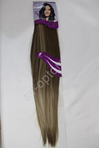 Искуственные волосы 60см 8прядей (L12/26) арт. 040-011