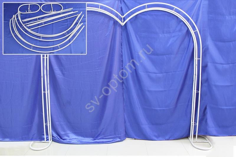 Каркас арки, залог 7500 руб. арт. 001-066