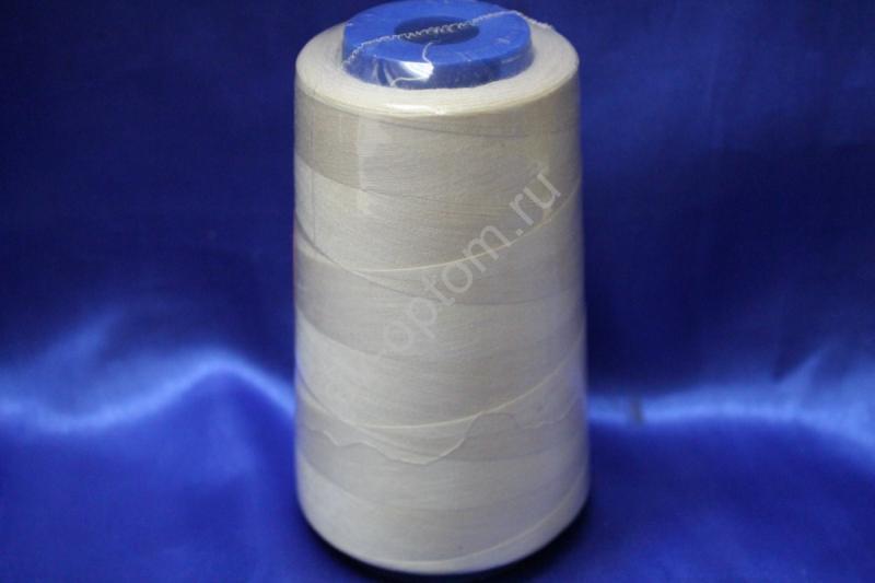 Катушка с нитками (белый) 3500м арт. 140-005