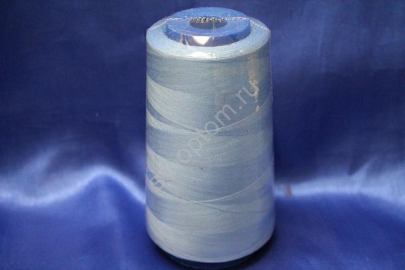 Катушка с нитками (голубой) 3500м арт. 140-007