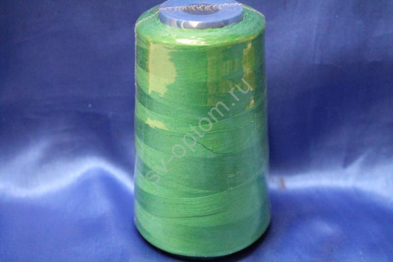 Катушка с нитками (зелёный) 3500м арт. 140-003
