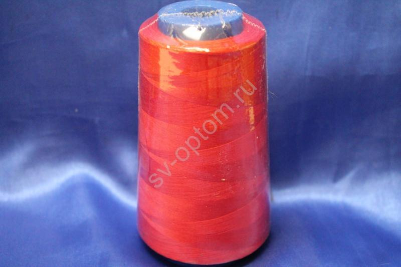 Катушка с нитками (красный) 3500м арт. 140-004