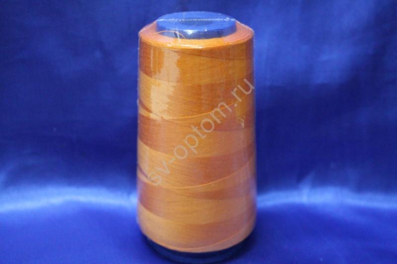 Катушка с нитками (оранж) 3500м арт. 140-002