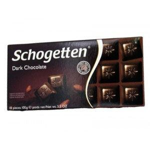 Шоколад Schogеtten Dark Chocolate 100 гр