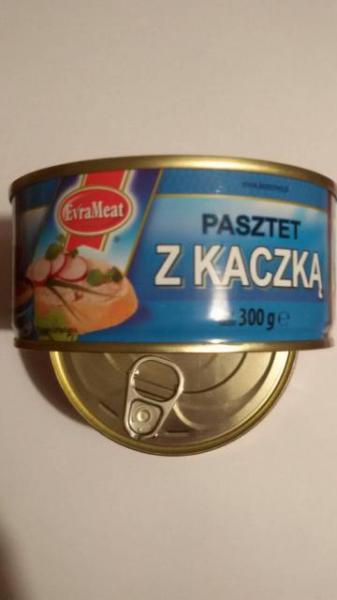 Гусиный паштет EvraMeat 300 гр