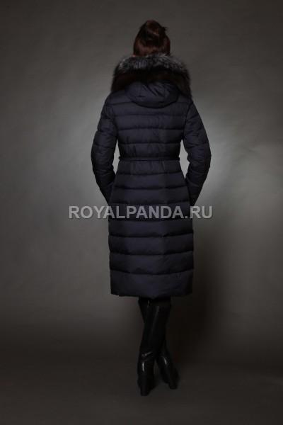 Куртка женская зимняя 7406 натуральный мех