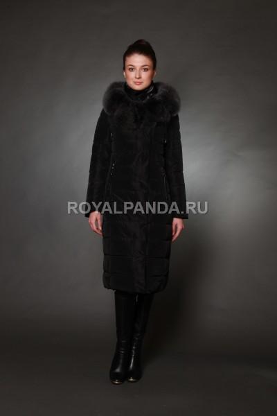 Куртка женская зимняя 1719 натуральный мех