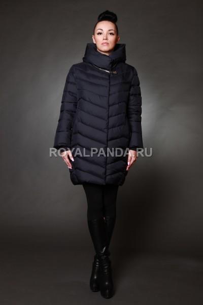 Куртка женская зимняя 7555 натуральный мех