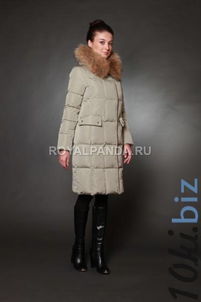 Куртка женская зимняя 17007 натуральный мех Зимние куртки женские в Москве