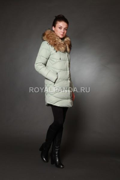 Куртка женская зимняя 1701 искусственный мех